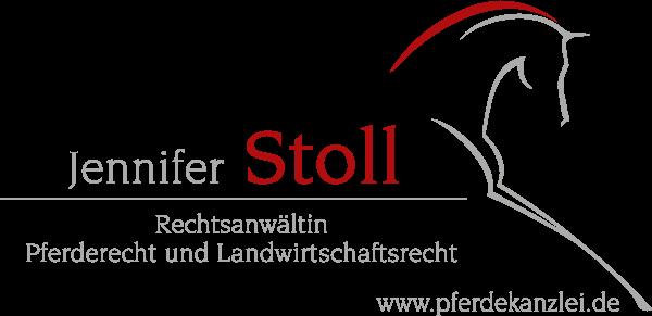 Rechtsanwältin Jennifer Stoll - Kanzlei für Pferde und Landwirtschaftsrecht | pferdekanzlei.de